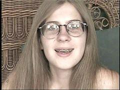 Teen braces, Braces, Brace, Teen amber, Braced, Amber