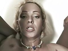 Mature anal, Shemale