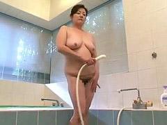 Asian show, Asian shower, Shower asian, Shower masturbation, My shower, My aunty