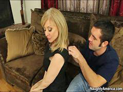 Hot mom, Nina hartley
