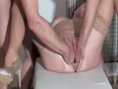 Fisting, Piss, Pissing, Wife
