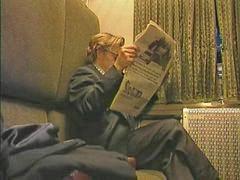 طيظ, شرجي الماني, في القطار الالماني, في الشرج, ف القطار, طيز مصريه