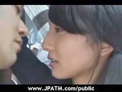 Japan, Asian, Public, Outdoor, Public sex, Movie sex