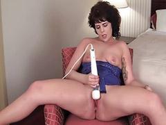 Toy solo, Shaved solo, Girl toys, Asian toys, Hitachi, Masturbation milf
