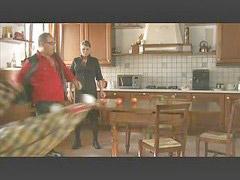 Jebacina u kuhinji