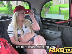 Ass, Fake taxi