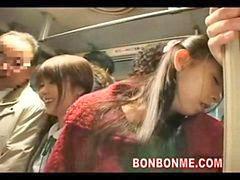 Hijas folladas, Frikis, Follando con la hija, En el bus follando, En el bus, Follando a la hija