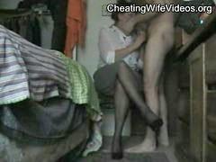 Esposa cogiendo, Esposa infiel, Amante, Menores follan, Madura follando con maduro, Follando maduras