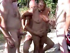 Gangbang, Nudist, Andy, Gangbanged, Gangbangers, Nudisták