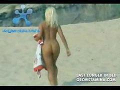 Cogiendo en la playa, Rubias cojiendo, Se la folla en la playa, Nudista cojiendo, Follando con rubias, Despues de follar