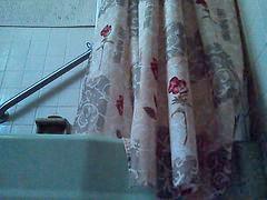 누나 샤워