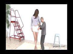 Japanese, Tall, All japanese, Tall girl, Japanese tall, Tallness