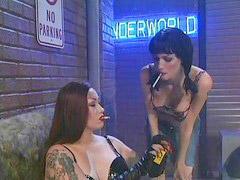 Lingerie, Smoking fetish, Linger, Ωριμη lingerie, Smoking bitch, Lingerie fetish