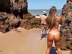 شواطئ العراه,, شواطئ العراه, شاطىء العراة ③, مضحك, شواطئ