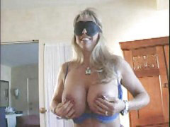 Friend s wife, Blindfolded, Wife and friend, Wifes friend, Wife friends, Wife blindfold