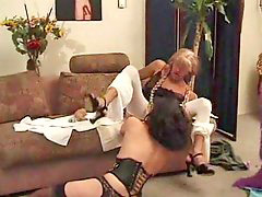 Crossdresser, Crossdress, Crossdressing, Crossdressers, From behind, From behinde