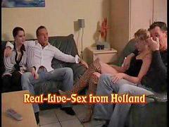 Real sex, Hollander, Holland, Real