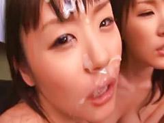 Japanese, Japanese facial, Asian japanese, Hot japanese, Asian bukkake, Gangbang bukkake