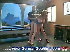 German, Threesome
