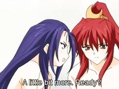 Anime, Anim, Lesbian anime, Lesbian 4 some, Animation, Hentai lesbian